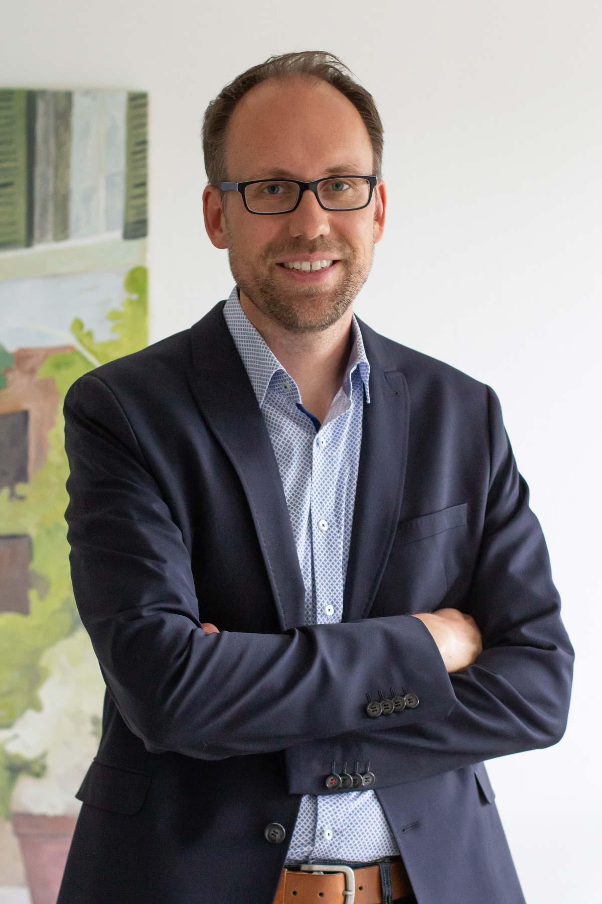 Portrait Cornelius Graue